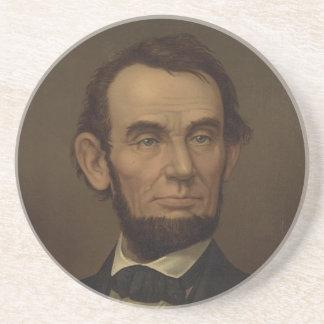 ユニークなコースターのエイブラハム・リンカーンの写真 コースター
