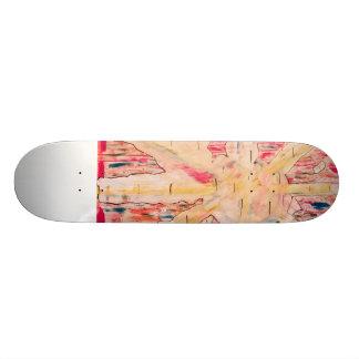 ユニークなスケートボード カスタムスケートボード