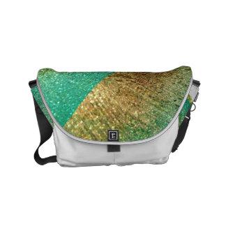 ユニークなデザイナー女性のための派手な人力車のバッグ メッセンジャーバッグ