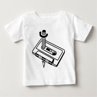 ユニークな人間関係 ベビーTシャツ