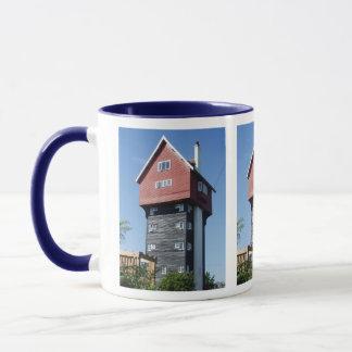ユニークな家 マグカップ