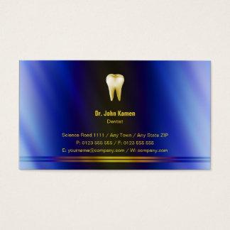 ユニークな専門の歯科| 名刺