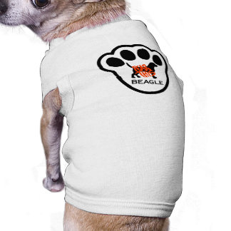 ユニークな恐れこのビーグル犬犬の衣類 ペット服