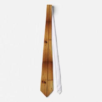 ユニークな木製のデザインの首のタイ ネクタイ