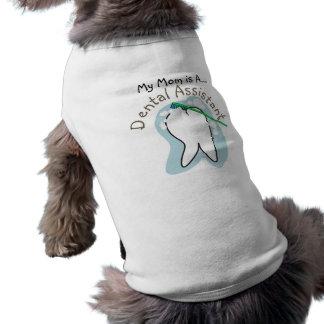 ユニークな歯科助手のギフト ペット服