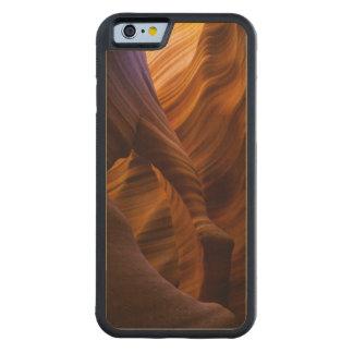 ユニークな石造りのアーチは実際に地下です CarvedメープルiPhone 6バンパーケース