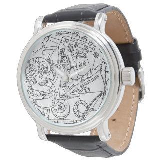 ユニークな腕時計 腕時計