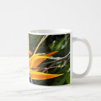ユニークな花 コーヒーマグカップ