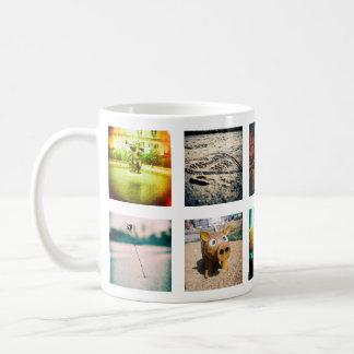 ユニークな、元のinstagramを作成して下さい コーヒーマグカップ
