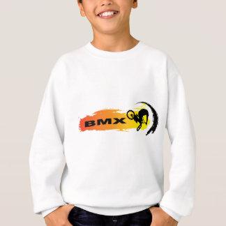 ユニークなBMX スウェットシャツ