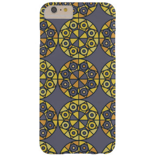 ユニークなdesを作成する幾何学的な型枠が付いているパターン barely there iPhone 6 plus ケース