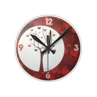 ユニークデザイナー新し家SDL201144320 1 6F1E5 ラウンド壁時計