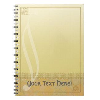 ユリのカシの新しいのノート ノートブック