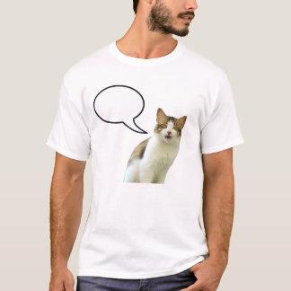 ユリのスピーチの泡ワイシャツ01 Tシャツ