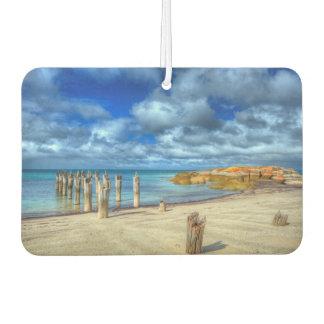 ユリのビーチ| WybalenaのFlindersの島 カーエアーフレッシュナー