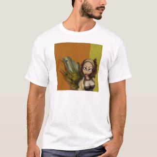 ユリの天使 Tシャツ