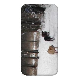 ユリの影腰が強い2-4-11 iPhone 4/4S COVER