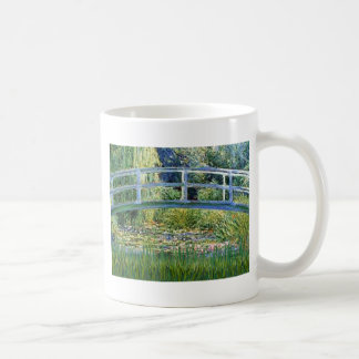 ユリの池橋-あなたのペットを加えて下さい コーヒーマグカップ