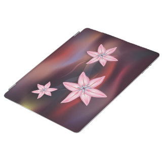 ユリの花 iPadスマートカバー