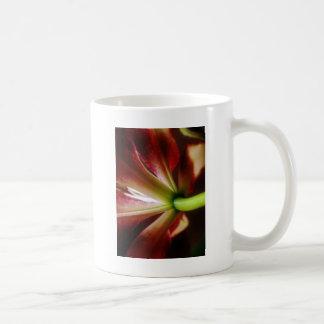 ユリの見通し コーヒーマグカップ