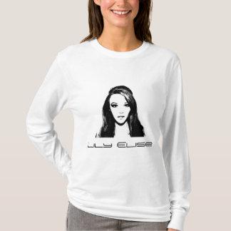 ユリのEliseのフード付きスウェットシャツ Tシャツ