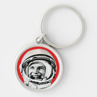 ユリガガーリン-ソビエト英雄及び宇宙飛行士 キーホルダー