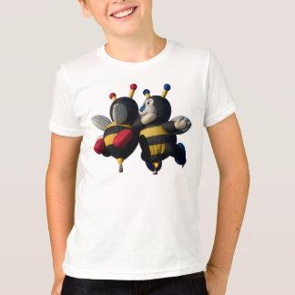ユリ及びJoey - Tシャツ、子供 Tシャツ