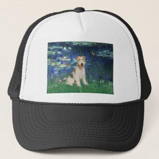 ユリ5 -ワイヤーフォックステリア犬#1 キャップ