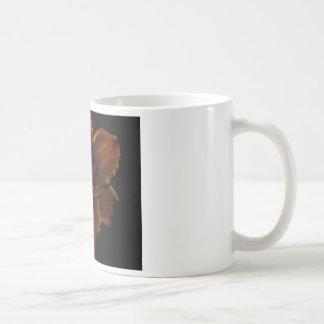 ユリ コーヒーマグカップ