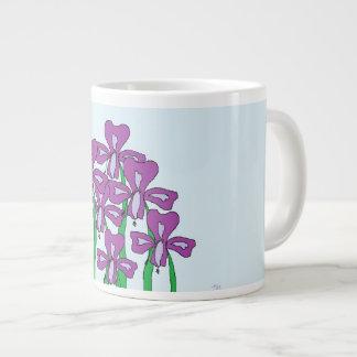 ユリ ジャンボコーヒーマグカップ
