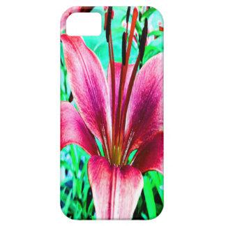 ユリ Case-Mate iPhone 5 ケース