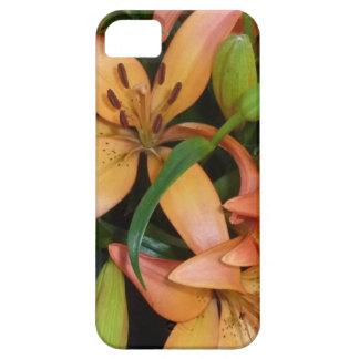 ユリ iPhone 5 CASE