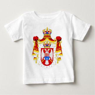 ユーゴスラビアの紋章付き外衣の王国 ベビーTシャツ