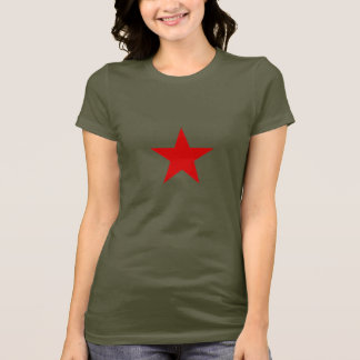 ユーゴスラビアの赤の星 Tシャツ