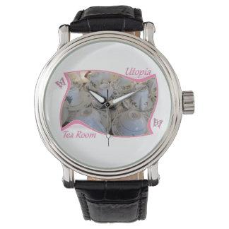 ユートピアの茶部屋 腕時計