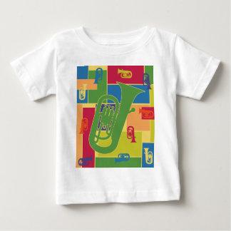 ユーフォニアムColorblocks ベビーTシャツ