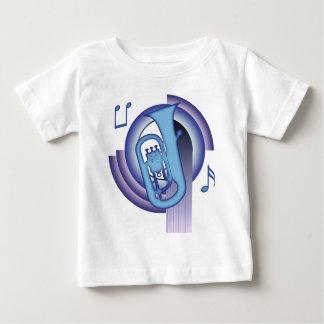 ユーフォニアムDeco2 ベビーTシャツ