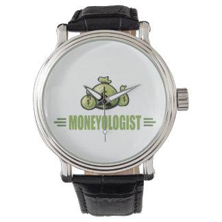 ユーモアのあるなお金 腕時計