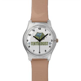 ユーモアのあるなキャンプ 腕時計