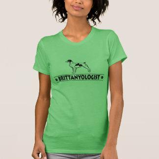 ユーモアのあるなブリッタニー Tシャツ