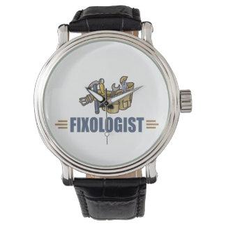 ユーモアのあるな便利屋 腕時計