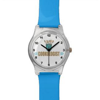 ユーモアのあるな料理 腕時計