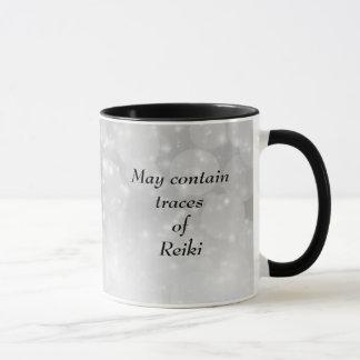 ユーモアのあるな霊気のデザイン マグカップ