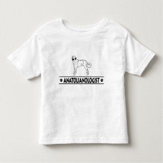 ユーモアのあるなAnatolian羊飼い犬 トドラーTシャツ