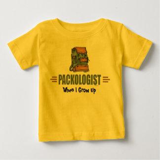 ユーモアのあるなBackpacking ベビーTシャツ