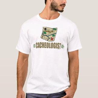 ユーモアのあるなGeocaching Tシャツ