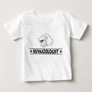 ユーモアのあるなKuvasz ベビーTシャツ