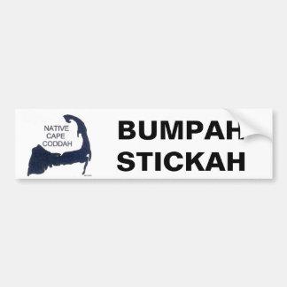 ユーモアのケープコッドのためのあなたの愛を示して下さい バンパーステッカー