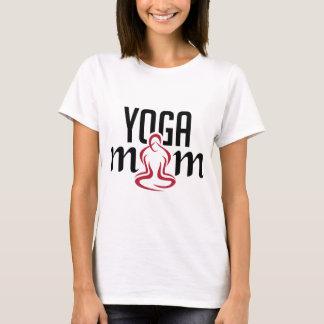 ヨガのお母さん Tシャツ