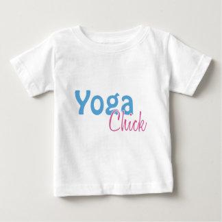 ヨガのひよこ ベビーTシャツ